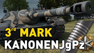 World of Tanks || Kanonenjagdpanzer - 3 Marks