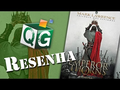 Resenha: Emperor of Thorns