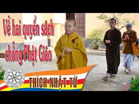 Trả lời phỏng vấn đài Đuốc Tuệ: Về hai quyển sách chống Phật giáo (17/10/2004)