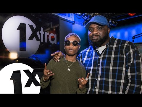 VIDEO: Wizkid On BBC Radio 1Xtra | @wizkidayo