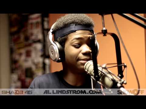 Astro Freestyles Over the 5 Fingers of Death on Sway in ...
