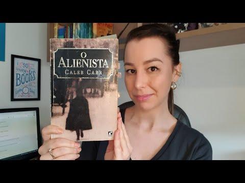 [Eu li] O Alienista, Caleb Carr | Livro que deu origem à série da TNT e Netflix