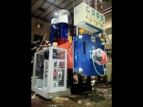 Urjex Make HSD Oil Fired Steam Boiler