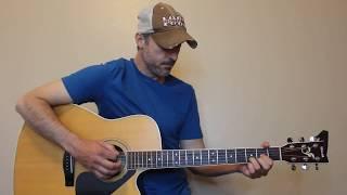 The Older I Get - Alan Jackson - Guitar Lesson   Tutorial