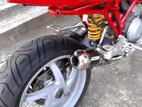 Ducati Multistrada 1000ds Mivv | Videos | custom-bike com