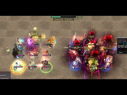 Dragon Vs AyasSr R3 Indonesian Grand December 16 2018