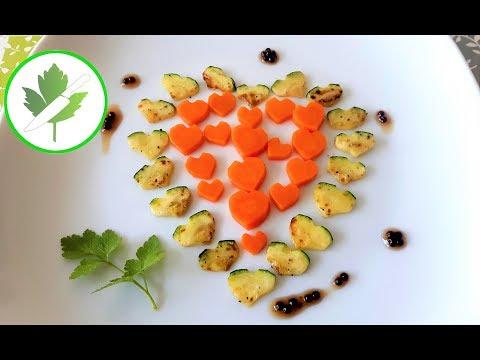 ❤ Einfache Herzen schnitzen für Muttertag, Valentinstag und Co. ❤