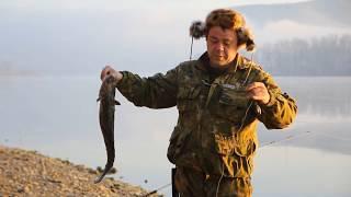 Ловля налима зимой в хакасии