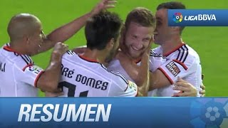 Resumen De Villarreal CF (1-3) Valencia CF - HD