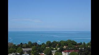 Лазаревское. Аренда жилья. Цены. Пляж и дельфины в море.