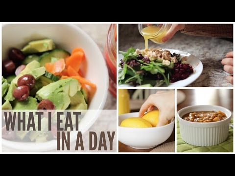 Video What I Eat in a Day | Paleo Meal & Snack Ideas | February 2017