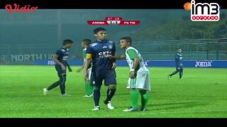Arema Cronus Vs PS TNI 21 Highlights TSC 25 November 2016