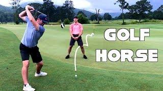 Up & Down Golf HORSE | Random Golf Club Challenge W/ Brodie Smith And Zac Radford