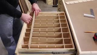 Amazing Adjustable Drawer DIY Dividers