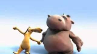Hrošíkův song celý Lion Seul Hippo