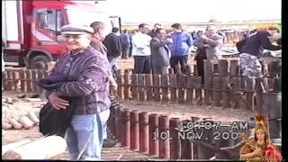 preview picture of video 'ADELFIA - Montrone (Bari) - visita al campo fuochi (2001)'