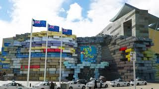 Museum of New Zealand Te Papa Tongarewa, New Zealand