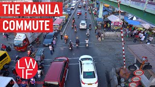What Commuting In Philippines Capital (Manila) Is Like
