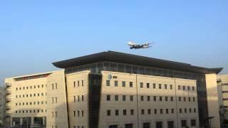 preview picture of video 'El Al Flight 008 JFK to TLV - 5-March-2014'