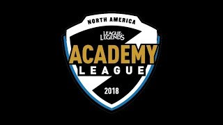 C9A vs. FOXA | Week 5 | NA Academy Summer Split | Cloud9 Academy vs. Echo Fox Academy | Kholo.pk