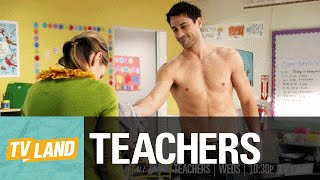 Parent-Teacher Conference | Hot Dad Saves Picture Day | Teachers on TV Land