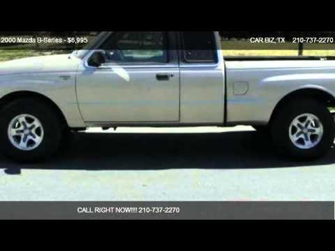 2000 Mazda B-Series B3000 Cab Plus 4 Troy Lee 2WD - for sale in SAN ANTONIO, TX 78212