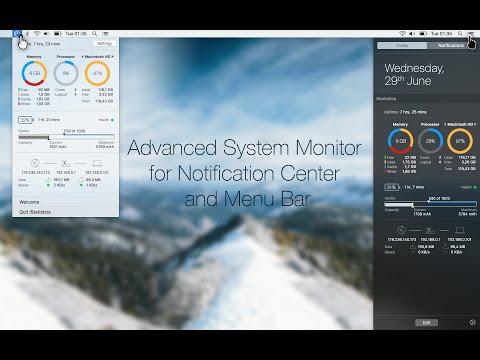 Mac Fan Control and Temperature Monitoring - thj1199 - Video