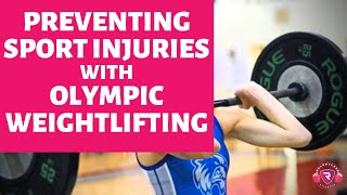 Preventing Sport Injuries In Female Athletes With Olympic Weightlifting