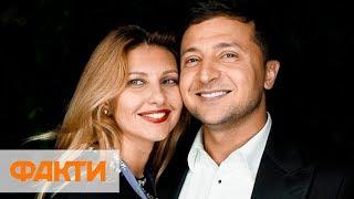 Елена Зеленская: биография будущей первой леди Украины