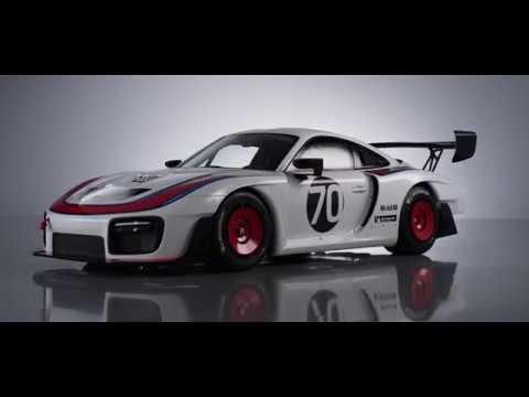 World premiere: Exclusive new edition of the Porsche 935