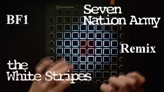 The White Stripes - 7 Nation Army (BF1 Remix) | Launchpad Pro Collab + Project File