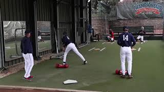 Steve Smith's Bullpen Drills for Baseball Pitchers!