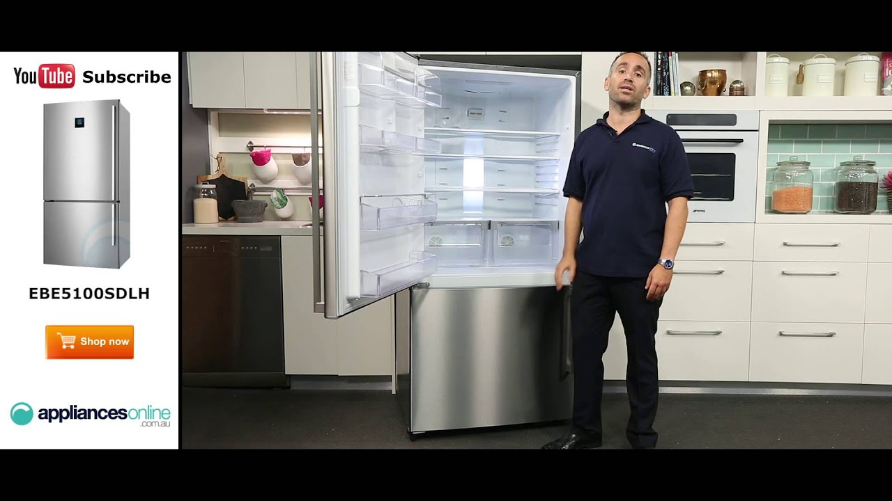 electrolux ebe5100sdl 510l bottom mount fridge this product is not available