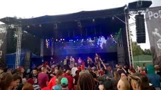 Dukla Vozovna - Marihuana & Rock'n Roll - Fest Pod Parou 2016