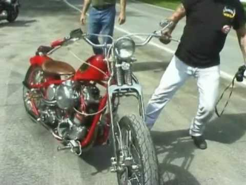 Knucklehead. Big Jim's, Big Red 44 Knuck Bobber.