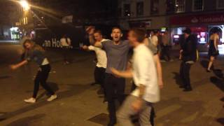 Hereford High Town Does The Vengaboys - Boom Boom Boom