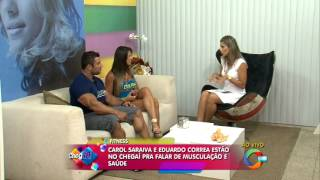Fitness - Eduardo Correa e Carol Saraiva 240114