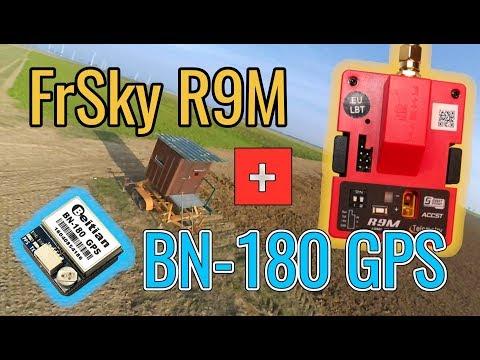 frsky-r9m--bn180-gps-module--super-8-antenna--181109-flex-firmware