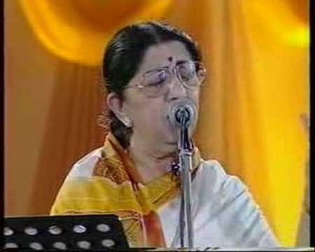 Download Lata Mangeshkar - Jo Wada Kiya (Live Performance) HD Mp4 3GP Video and MP3