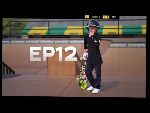 The Trick List - EP12 - Camp Woodward Season 9