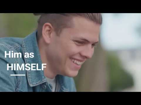 Alex Hogh Andersen -  behind the fierce Ivar the Boneless