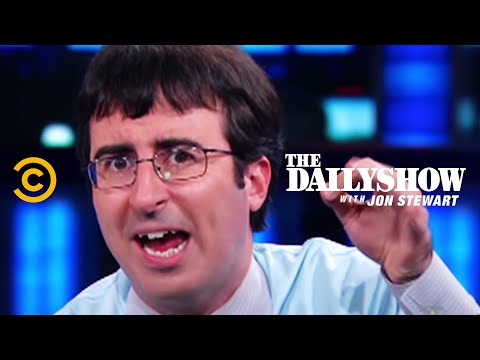 The Daily Show - The Best of John Oliver