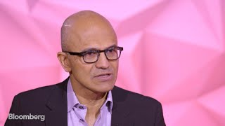 Microsoft CEO Details the Advice He Got From Bill Gates