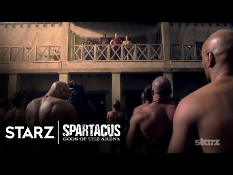 Spartacus: Gods of the Arena Season 1 Teaser 3