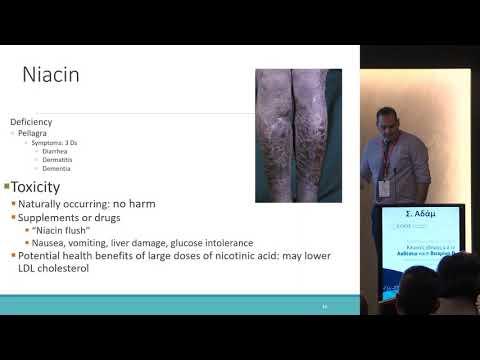 Αδάμ Σ. - Βιταμίνες του συμπλέγματος Β και οστά