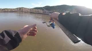 Рыбалка в николаевке башкортостан