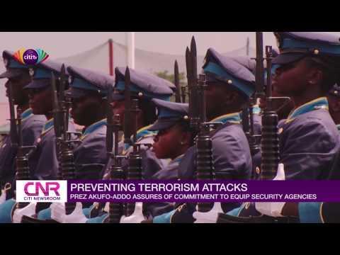 Akufo-Addo assures of commitment to fighting terrorism - Citi Newsroom