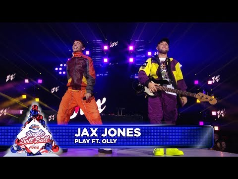 Jax Jones - 'Play' FT. Olly (Live At Capital's Jingle Bell Ball)