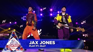Jax Jones   'Play' FT. Olly (Live At Capital's Jingle Bell Ball)