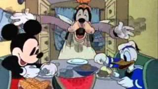 Disney - Topolino e la roulotte, doppiaggio italiano di PIPPO